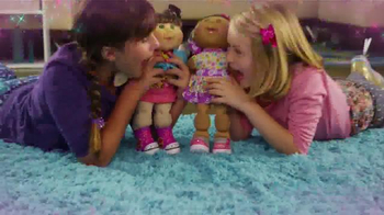 Twinkle Toes Cabbage Patch Kids TV Spot, 'Twinkle Your World' - Thumbnail 6