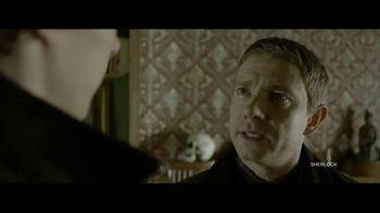 Netflix TV Spot, 'Sherlock, Luther, Peaky Blunders' - 74 commercial airings