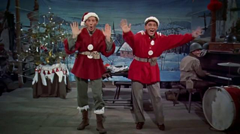 Irving Berlin's White Christmas Blu-ray Combo Pack and Digital HD TV Spot - Thumbnail 3