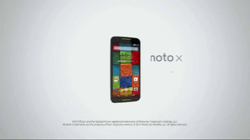 Moto X TV Spot, 'Built by You' - Thumbnail 1