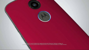 Moto X TV Spot, 'Built by You' - Thumbnail 7