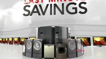 h.h. gregg TV Spot, 'Last Minute Holiday Savings' - Thumbnail 7