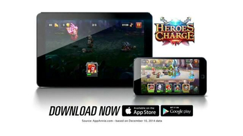 Heroes Charge TV Spot, 'Wanted' - Thumbnail 10