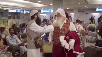 Expedia TV Spot, 'St. Jude Children's Research Hospital: Santa Flies Coach' - Thumbnail 6