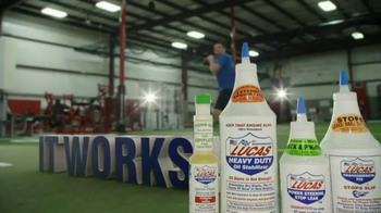 Lucas Oil TV Spot Featuring Andrew Luck - Thumbnail 10
