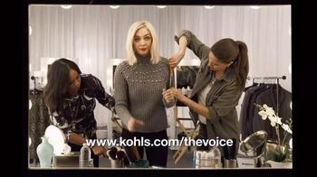 Kohl's TV Spot, 'The Voice Styling Sessions: Embellishment' - Thumbnail 6