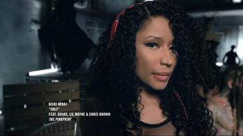 Beats Solo2 TV Spot, 'Solo Selfie: The Pinkprint' Featuring Nicki Minaj - Thumbnail 3