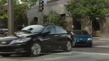 Honda TV Spot, 'Synchronized Parking' - Thumbnail 3