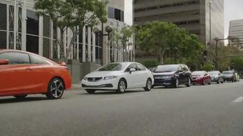 Honda TV Spot, 'Synchronized Parking' - Thumbnail 4
