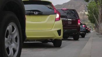 Honda TV Spot, 'Synchronized Parking' - Thumbnail 8