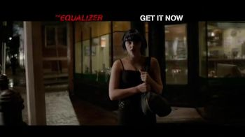 The Equalizer Blu-ray TV Spot