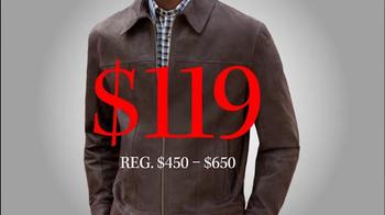 JoS. A. Bank TV Spot, 'December: Up to 75% Off Outerwear' - Thumbnail 5