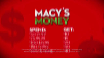 Macy's Money TV Spot, 'The More You Buy The More You Get' - Thumbnail 6
