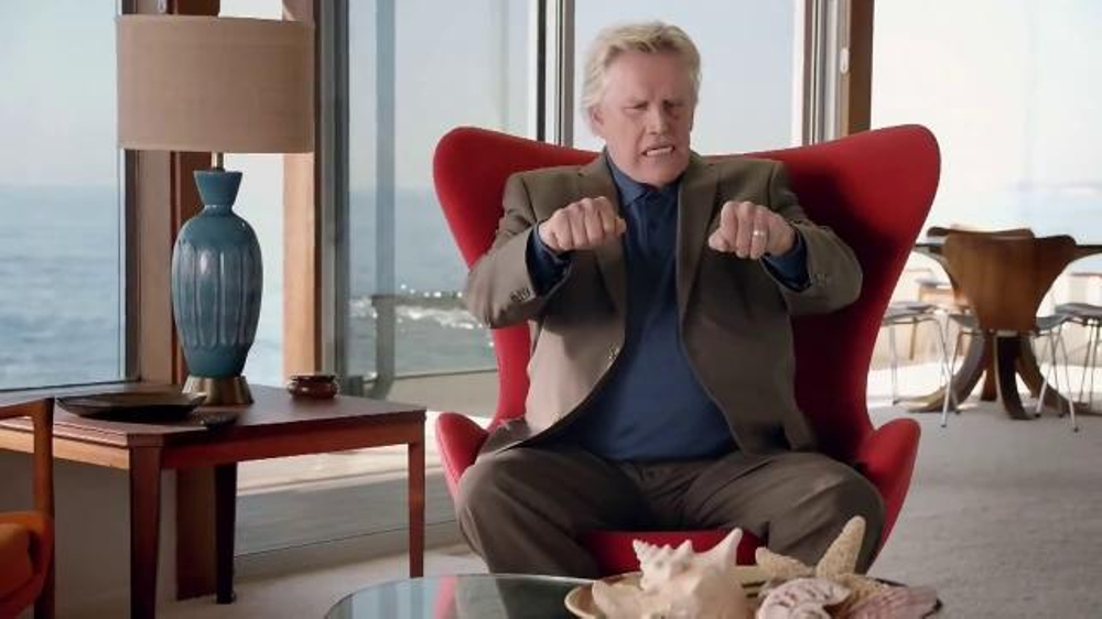 Amazon Fire TV Stick TV Commercial, 'In One of My Hands' Featuring Gary  Busey - Video