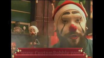 CustomBobble.com TV Spot, 'Best Christmas Gift' - Thumbnail 4