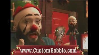 CustomBobble.com TV Spot, 'Best Christmas Gift' - Thumbnail 7