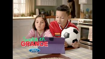 Ford Sueña en Grande TV Spot, 'Gol' [Spanish] - 62 commercial airings