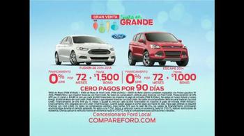 Ford Sueña en Grande TV Spot, 'Gol' [Spanish] - Thumbnail 7