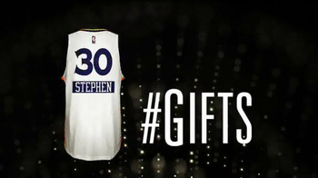 NBA Store TV Spot, 'Christmas Gifts' - Thumbnail 2