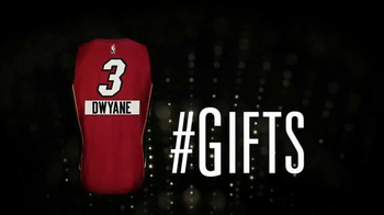 NBA Store TV Spot, 'Christmas Gifts' - Thumbnail 4
