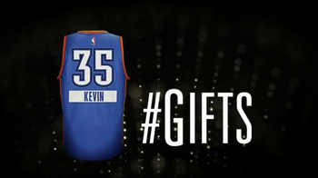 NBA Store TV Spot, 'Christmas Gifts' - Thumbnail 8