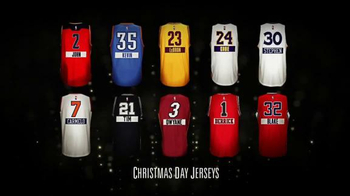 NBA Store TV Spot, 'Christmas Gifts' - Thumbnail 9