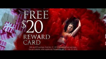 Victoria's Secret TV Spot, 'Reward Card' - Thumbnail 4