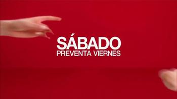 Macy's Venta de un Día TV Spot, 'Pasan Ahorros Diciembre' [Spanish] - Thumbnail 3