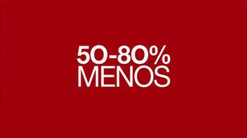 Macy's Venta de un Día TV Spot, 'Pasan Ahorros Diciembre' [Spanish] - Thumbnail 4