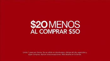 Macy's Venta de un Día TV Spot, 'Pasan Ahorros Diciembre' [Spanish] - Thumbnail 5