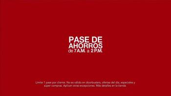 Macy's Venta de un Día TV Spot, 'Pasan Ahorros Diciembre' [Spanish] - Thumbnail 6