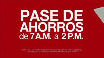 Macy's Venta de un Día TV Spot, 'Pasan Ahorros Diciembre' [Spanish] - Thumbnail 7