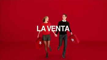 Macy's Venta de un Día TV Spot, 'Pasan Ahorros Diciembre' [Spanish] - Thumbnail 8