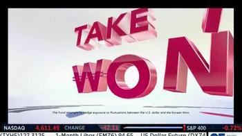 WisdomTree DXKW TV Spot, 'Take the Won Out of Korea' - Thumbnail 3