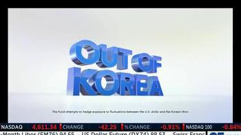 WisdomTree DXKW TV Spot, 'Take the Won Out of Korea' - Thumbnail 4