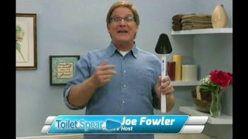 Toilet Spear TV Spot, 'Clean Your Whole Toilet' - Thumbnail 2