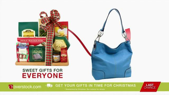 Overstock.com TV Spot, 'Sweet Gifts for Everyone' - Thumbnail 4