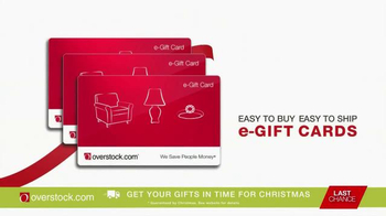 Overstock.com TV Spot, 'Sweet Gifts for Everyone' - Thumbnail 5