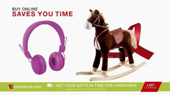 Overstock.com TV Spot, 'Sweet Gifts for Everyone' - Thumbnail 7