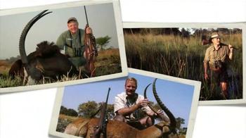 CZ-USA 550 Safari Magnum TV Spot, 'Safari Hunt' - Thumbnail 2