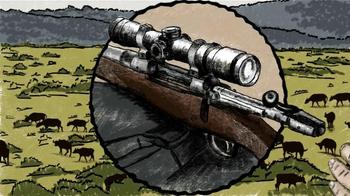 CZ-USA 550 Safari Magnum TV Spot, 'Safari Hunt' - Thumbnail 4