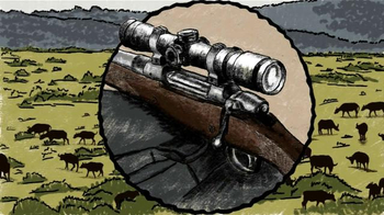 CZ-USA 550 Safari Magnum TV Spot, 'Safari Hunt' - Thumbnail 5