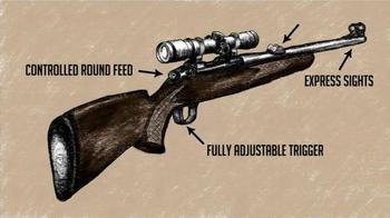 CZ-USA 550 Safari Magnum TV Spot, 'Safari Hunt' - Thumbnail 7