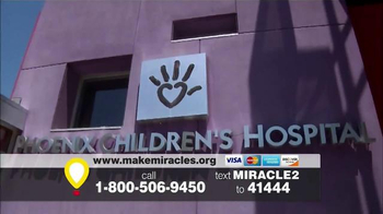 Children's Miracle Network Hospitals TV Spot, 'Research' Ft. John Schneider - Thumbnail 3
