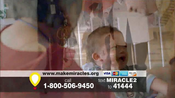 Children's Miracle Network Hospitals TV Spot, 'Research' Ft. John Schneider - Thumbnail 4