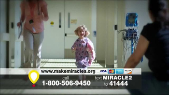 Children's Miracle Network Hospitals TV Spot, 'Research' Ft. John Schneider - Thumbnail 6