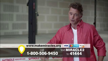 Children's Miracle Network Hospitals TV Spot, 'Research' Ft. John Schneider - Thumbnail 8
