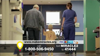 Children's Miracle Network Hospitals TV Spot, 'Research' Ft. John Schneider - Thumbnail 9