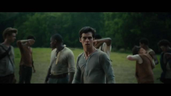 The Maze Runner Blu-ray and DVD TV Spot - Thumbnail 2