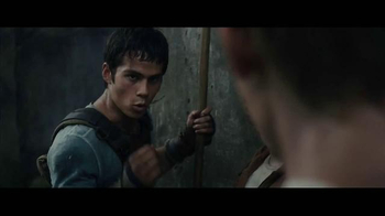 The Maze Runner Blu-ray and DVD TV Spot - Thumbnail 4